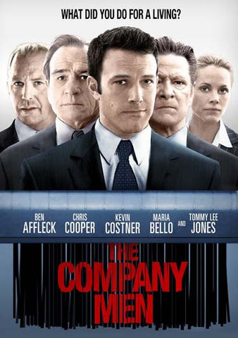 The Company Men DVD Movie
