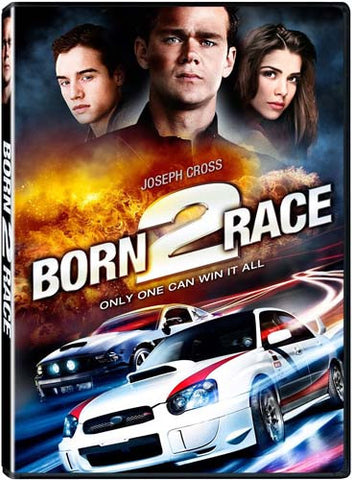 Born 2 Race DVD Movie