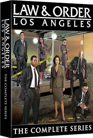 Law and Order - Los Angeles - The Complete Series (Boxset) DVD Movie