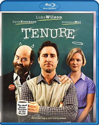Tenure (Blu-ray) BLU-RAY Movie