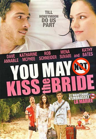 You May Not Kiss the Bride DVD Movie