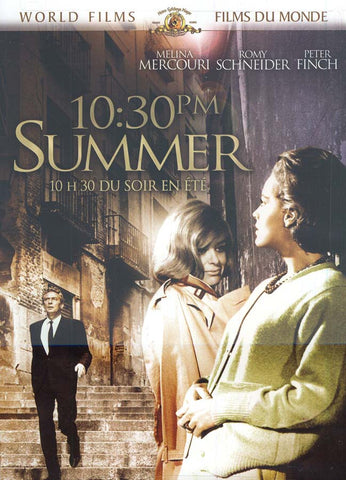 10:30 PM Summer (MGM World Films) (MGM) (Bilingual) DVD Movie