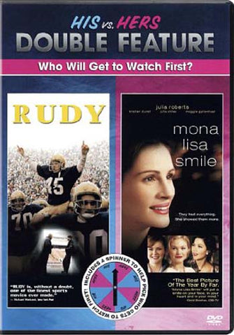 Rudy / Mona Lisa Smile (Double Feature) DVD Movie