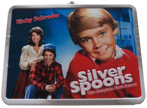 Silver Spoons - The Complete First Season (Collector s Tin Lunch Box) (Boxset) DVD Movie