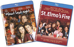 About Last Night / St Elmo's Fire (Blu-ray) 2pk