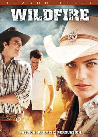 Wildfire: Season Three (Boxset) DVD Movie