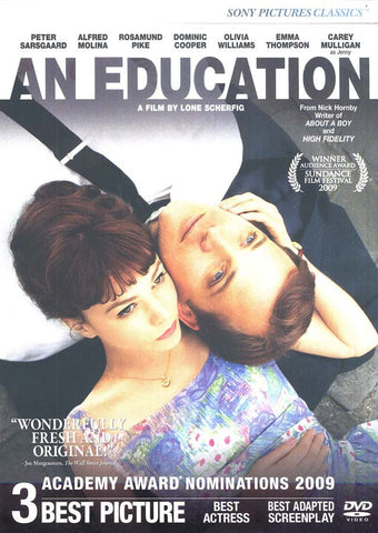An Education DVD Movie
