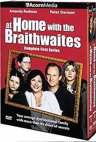 At Home With The Braithwaites - The Complete First Series (Boxset) DVD Movie