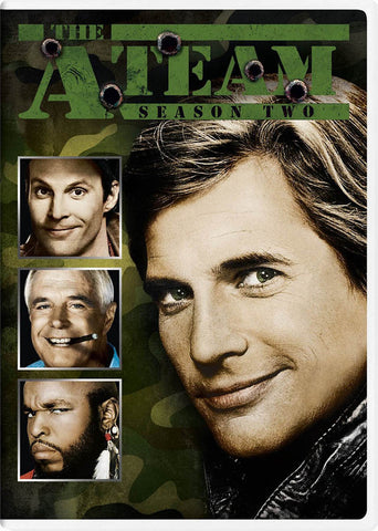 The A-Team - Season Two (Keepcase) DVD Movie