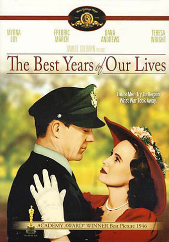 The Best Years of Our Lives DVD Movie
