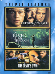 Legends of the Fall / A River Runs Through It / The Devil's Own (Triple Feature) (Boxset)