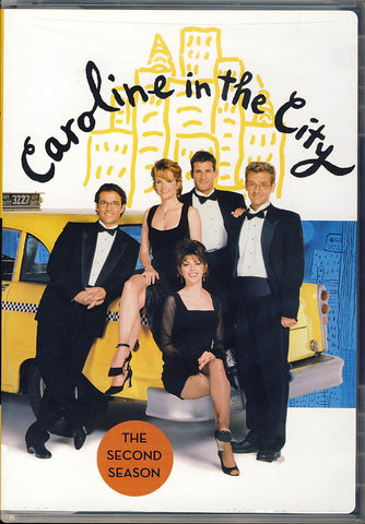 Caroline in the City - The Second Season (Boxset) DVD Movie