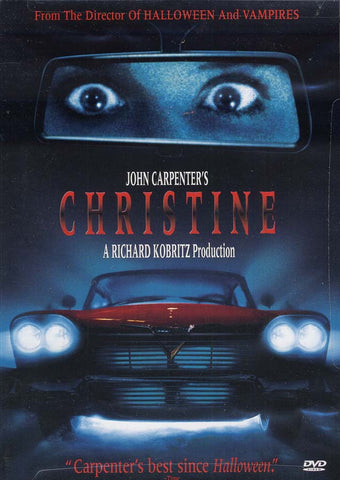 Christine DVD Movie