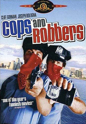 Cops and Robbers DVD Movie