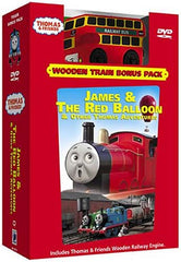 Thomas and Friends: James and the Red Balloon (With Toy Train) (Boxset)