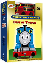 Thomas and Friends: Best of Thomas (With Toy Train) (Boxset)