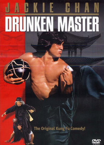 Drunken Master DVD Movie