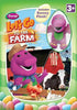 Barney: Let's Go to the Farm (With Barney Plush) (Boxset) DVD Movie