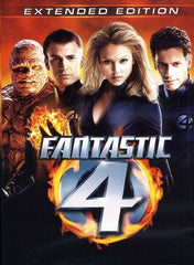 Fantastic Four (4) (Two-Disc Extended Edition)