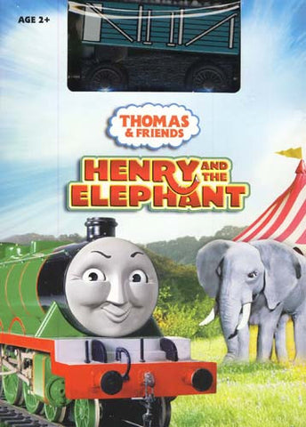 Thomas and Friends: Henry and the Elephant (With Toy) (Boxset) DVD Movie