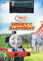 Thomas and Friends: Henry and the Elephant (With Toy) (Boxset)