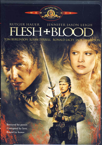 Flesh and Blood (MGM) DVD Movie