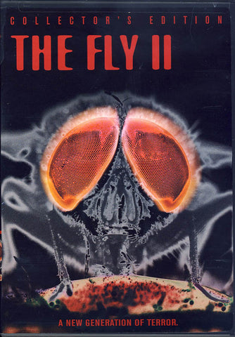 The Fly II (Collector's Edition) DVD Movie
