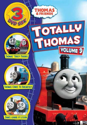 Thomas and Friends - Totally Thomas (Volume 9) (Boxset) DVD Movie