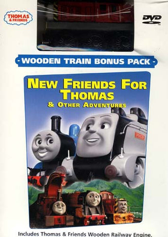 Thomas and friends: New Friends for Thomas (Limited Edition) (With Toy Train) (Boxset) DVD Movie