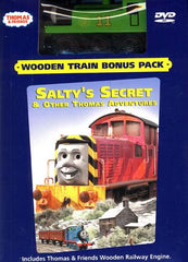 Thomas and Friends: Salty's Secret (with Toy Train) (Boxset)