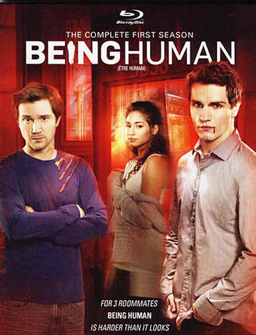 Being Human - The Complete First Season (1st)(Bilingual) (Boxset) (Blu-ray) BLU-RAY Movie