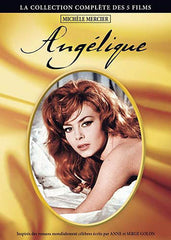 Angelique Collection - La Collection Complete Des 5 Films (Boxset)
