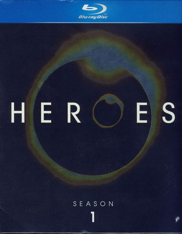 Heroes: Season One (1) (Blu-ray) (Boxset) BLU-RAY Movie