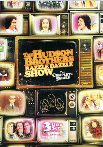 The Hudson Brothers Razzle Dazzle Show - The Complete Series (Boxset) DVD Movie