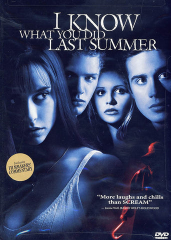 I Know What You Did Last Summer DVD Movie