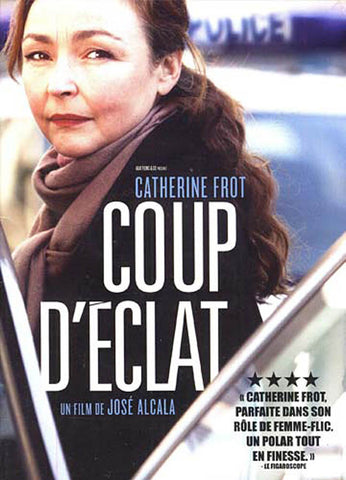 Coup D'eclat DVD Movie