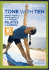 Tone with ten - Cross Train for Rapid Results with Yoga, Pilates & Cardio - Includes 10 Expres DVD Movie