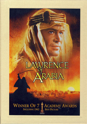 Lawrence of Arabia - Limited Edition DVD Movie