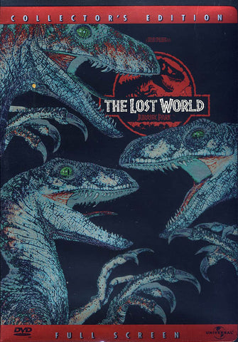 Jurassic Park - The Lost World - Collector's Edition (Full Screen) DVD Movie