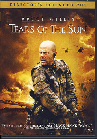 Tears Of The Sun (Director's Extended Cut) DVD Movie