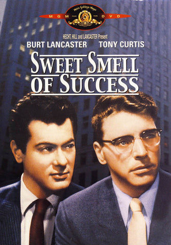 Sweet Smell of Success DVD Movie