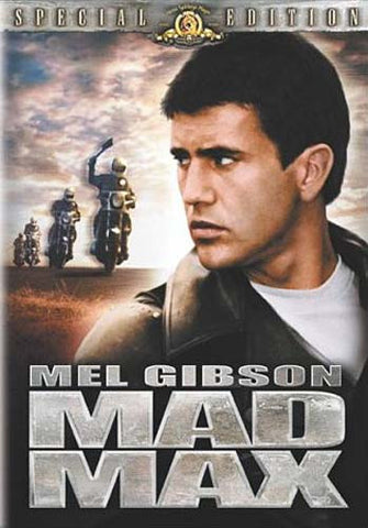 Mad Max (Special Edition) (MGM) DVD Movie