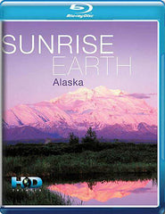 Sunrise Earth Alaska (Blu-ray)