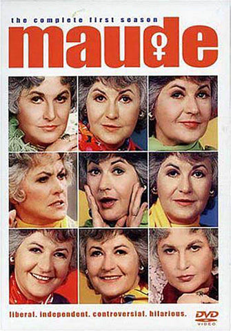 Maude: The Complete First Season (Boxset) DVD Movie