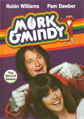 Mork and Mindy - Second (2) Season (Boxset)
