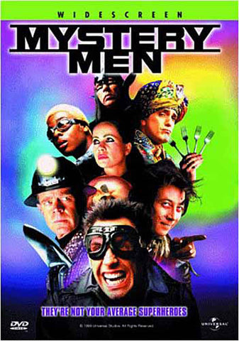 Mystery Men (Widescreen) DVD Movie