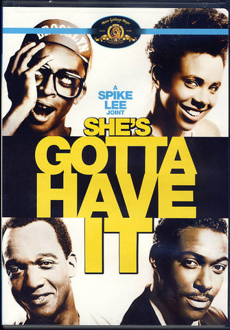She's Gotta Have It DVD Movie