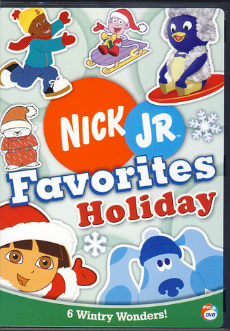 Nick Jr - Favorites - Holiday DVD Movie