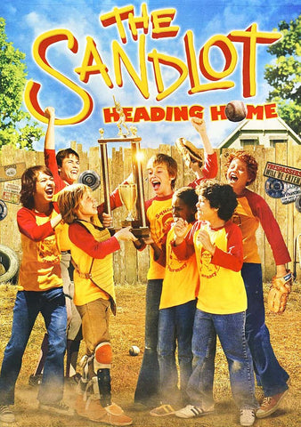 The Sandlot - Heading Home (Fullscreen) (Widescreen) DVD Movie