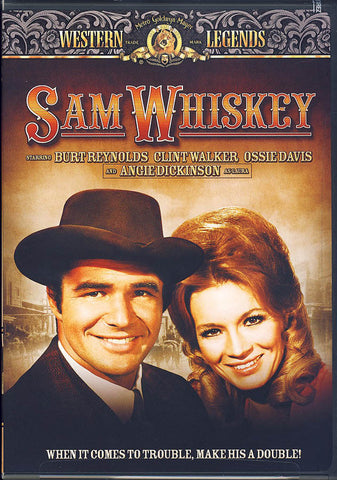 Sam Whiskey - Western Legends DVD Movie